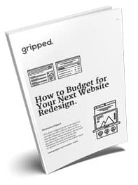 How to Budget for your next website redesign guide